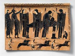 Ancient Greek Vase Painting Athenian Vase Painting Black And Red Figure Techniques Essay