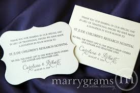 wedding gift donation to charity charity donation wedding favors ideas wedding favors ideas for
