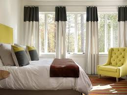 Yellow Curtains For Bedroom Yellow Curtains Design Ideas