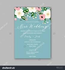 Background Of Invitation Card Wedding Card Or Invitation With Abstract Floral Background