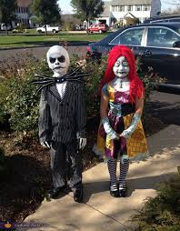 costumes for siblings that are creepy and