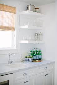 Kitchen Shelves Design Ideas White Kitchen Shelves Design Ideas Bar With Floating Wall Prep