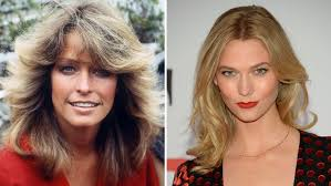 farrah fawcett hair color farrah fawcett s and karlie kloss hairstylist garren talks