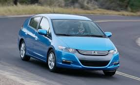 cool hybrid cars 2009 honda insight ex road test car and driver youtube