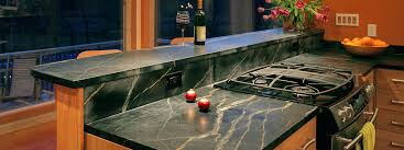 furniture exciting soapstone countertops for elegant kitchen modern kitchen design with soapstone countertops and sweet flowers