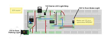 how to make custom led tail lights nissan juke custom led tail lights plastibots
