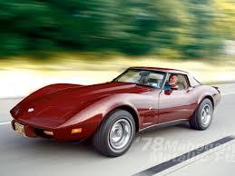 1978 corvette stingray 1978 chevrolet corvette mahogany metallic t top corvette fever