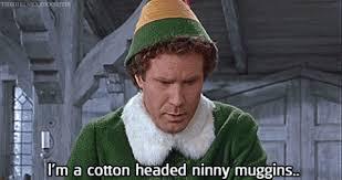 Buddy The Elf Meme - ab ninnymuggins elf meme im in love find make share gfycat gifs