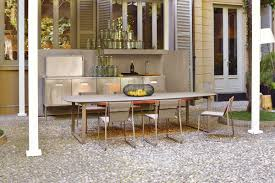 artusi outdoor kitchens by antonio citterio for arclinea