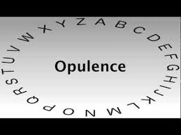 Meaning Of Opulence Sat Vocabulary Words And Definitions U2014 Opulence Youtube