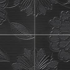 Black Ceramic Floor Tile Black Ceramic Texture Getpaidforphotos Com