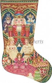 christmas needlepoint needlepointus world class needlepoint the nutcracker suite