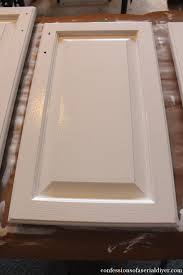 How To Paint Kitchen Cabinets A StepbyStep Guide Confessions - Enamel kitchen cabinets