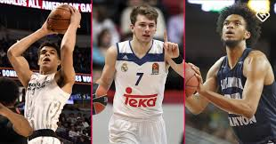 mock draft 2018 luka doncic rises above top college prospects in