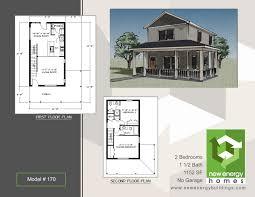 two story farm house neh model 170 new energy homes