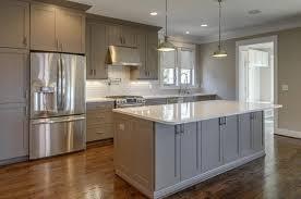 grey kitchen cabinets grey kitchen cabinets with white countertops peachy design ideas
