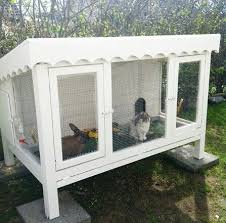 Fox Proof Rabbit Hutches The 25 Best Large Rabbit Hutches Ideas On Pinterest Large
