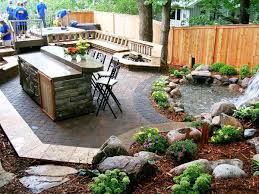 backyard makeover ideas on a budget