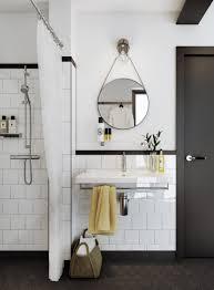 mosaic tiles bathroom small tile ideas modern minimalist