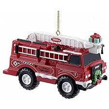 2 5 tonka truck ornament ht1151 by kurt adler