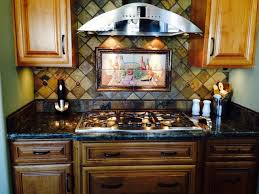 mexican tile backsplash kitchen and salsa mexican happy hour painted tiles kitchen
