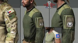 Uniform Flag Patch Arc U003d Patches Insignia Gear Armaholic
