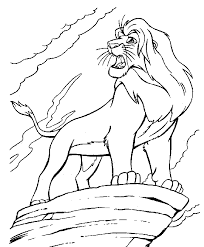 fresh lion king coloring pages 65 on free coloring book with lion