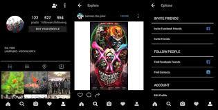 instagram mod apk instagram mod v9 3 5 apk black theme nyari tokek