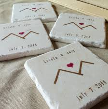 wedding favor coasters mountain wedding favor coasters wedding events