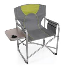 Short Folding Chairs Director U0027s Chair With Side Table Intersource D09 1218 Folding