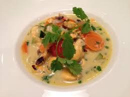 citronnelle cuisine soupe de moules à la citronnelle et à la coriandre papa en