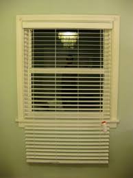 Cheap 2 Inch Faux Wood Blinds Hanging Some White Faux Wood Blinds In The Bedroom Young House Love