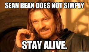 Comic Con Meme - don t kill sean bean social media caign launches for tnt s