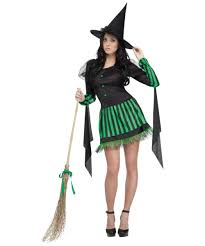 Witch Halloween Costumes Wicked Witch Halloween Costume For Witch Costumes