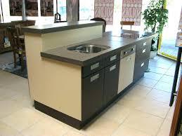 meuble cuisine ilot ilot cuisine solde ilot cuisine solde meuble cuisine avec evier