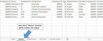 copy a column or columns from each sheet into one sheet using vba