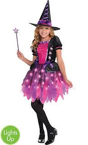 Halloween Costumes Boys Party Witch Costumes Girls Kids Witch Costumes Party