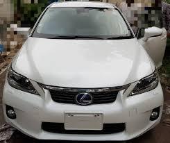 lexus ct200h used car for sale lexus ct200h 2011 for sale in karachi pakwheels