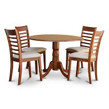 Small Round Kitchen Table And Chairs Small Kitchen Table Sets Lpd Furniture Oakvale Small Dining Table