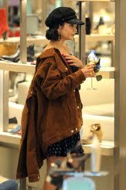 vanessa hudgens u2013 shopping at neiman marcus in beverly hills