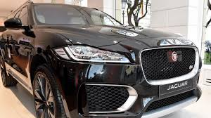 jaguar grill jaguar f pace r and maserati levante s luxury suv test drive