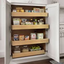kitchen cabinet pull out storage racks smart use of kitchen cabinet pull out storage