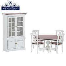 white dining room table chairs u0026 hutch hobby lobby 469932