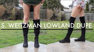 s boots calf diy stuart weitzman lowland boot alterations for slim calves