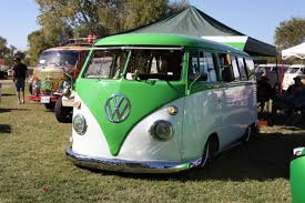 volkswagen hippie van community involvement painting hippie van manhippie van man