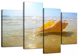 seaside canvas prints home painting