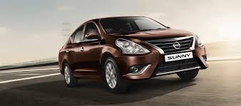 nissan sunny old model modified new nissan sunny range nissan india