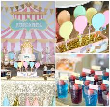 carnival birthday party ideas circus carnival kara s party ideas