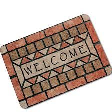 Outdoor Rubber Rugs Aliexpress Com Buy Cobblestone Rubber Mat Front Door Mats