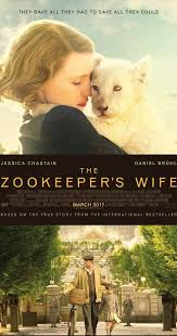 the zookeeper u0027s wife 2017 imdb